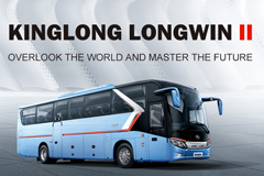 King Long Longwin II-Overlook the World and Master the Future