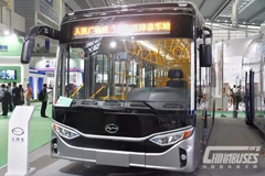 Wuzhoulong Motors Unveils 12-Meter Bus for China Market