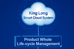 King Long Won State Honor for its Contribution to Integrated Development of Manufacturing and Internet