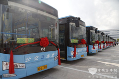 259 Units Golden Dragon New Energy Buses to Start Operation in Xiamen