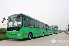 Zhongtong's Sales Volume Reached 2,055 Units in June