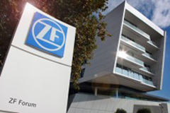 ZF Improves Margin During First Half of 2017 Despite Increased R&D Expenses
