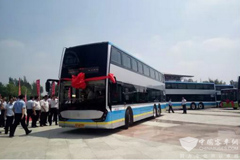 Yinlong Lithium Titanate Powered Double-deckers Start Operation in Beijing