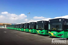 BYD Wins First Major Ebus Contract in Israel