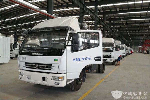 World's First Water-Hydrogen Fuel Cell Vehicle Born in Youngman