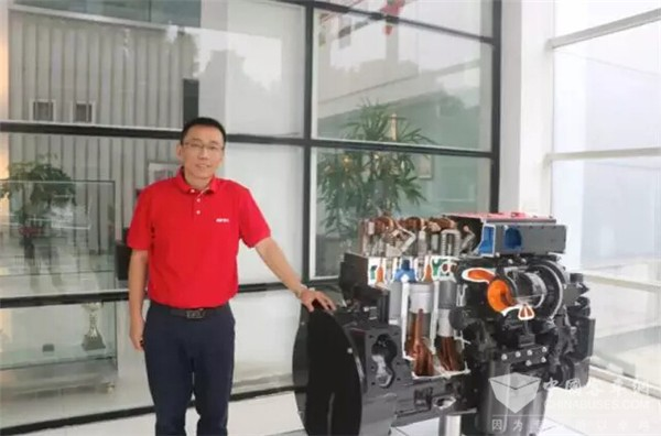 Dongfeng Cummins New Generation ISZ Engine Successfully Ignited