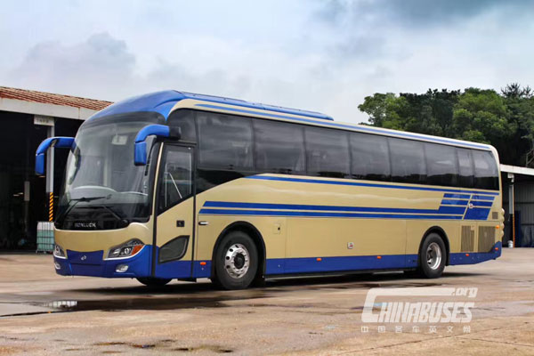 Bonluck High-end Buses Exported to 32 Countries and Regions