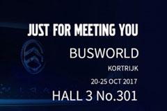 Golden Dragon Set to Attend Busworld 2017