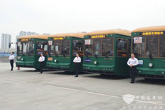 Yinlong New Energy Buses Provide Green Urban Transport Services