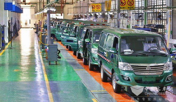 Golden Dragon Set to Deliver 597 Units Postal Service Vehicles to China Post