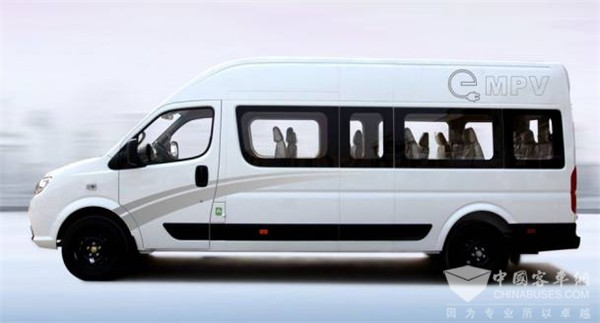 CRRC Electric Provides Tailor-made Fast Transport Services