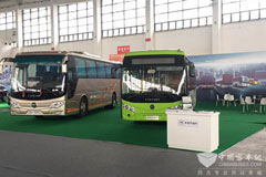 Foton AUV Attends China Smart City International Expo