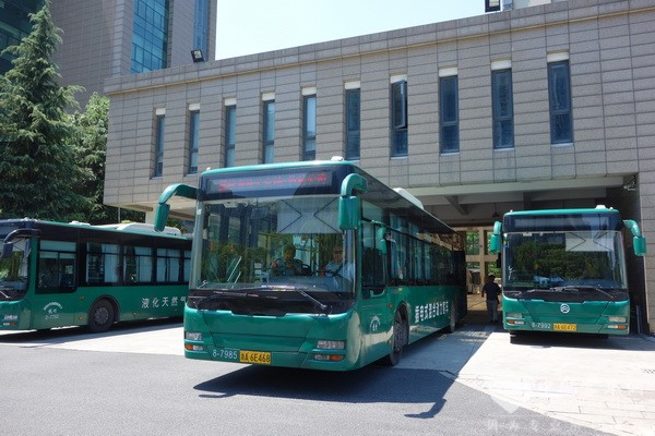 Golden Dragon Hybrid Buses Working Smoothly for Nine Years in Hangzhou