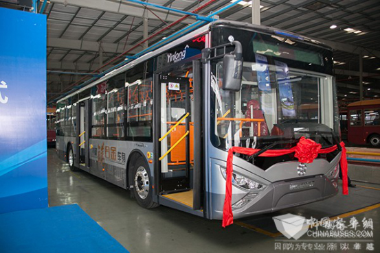 Yinlong Magnesium Alloy Vehicle Body Structure Makes Several New Breakthroughs