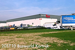 Busworld Europe Kortrijk 2017