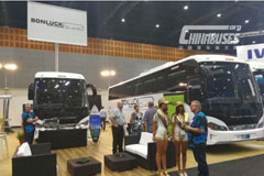 BONLUCK Buses Show on Oceania Expo 2017