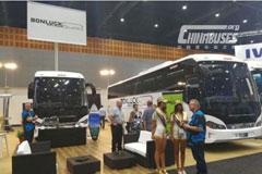 BONLUCK Buses Show on Oceania Expo 2017