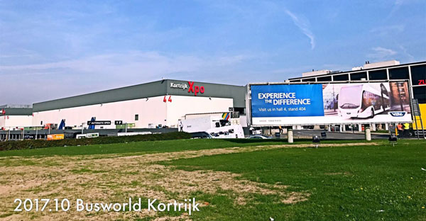 Busworld Europe 2017, the Last Edition in Kortrijk Turned Out to be the Best Edition Ever