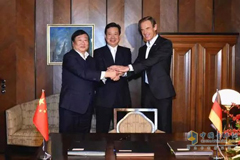 Weichai Power Joins Hands with Bosch in Developing Fuel Cells