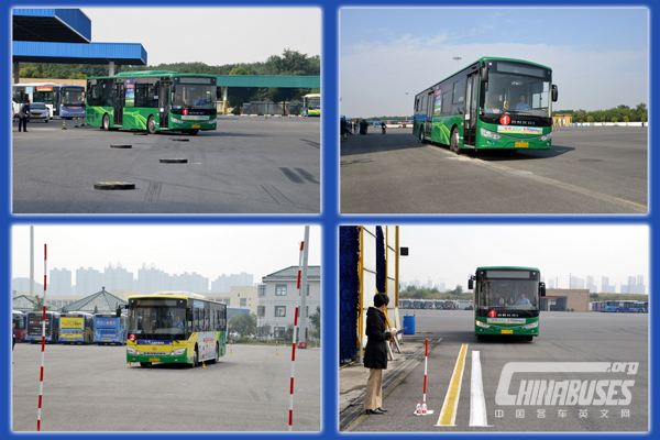 Ankai Secures an Order of 400 Units City Buses from Hefei Public Transport