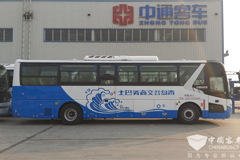 Sales of Zhongtong Travel Coaches Grew by 108% Year on Year
