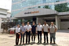 CRRC Electric Power Systems Make Their Way to Malaysia
