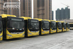 "200 Yutong New Energy Buses to Enter""City of Ice"""