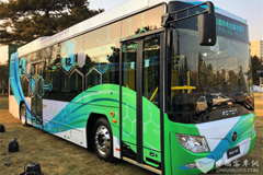 74 Units Foton AUV & Yutong Fuel Cell Buses to Operate in Zhangjiakou