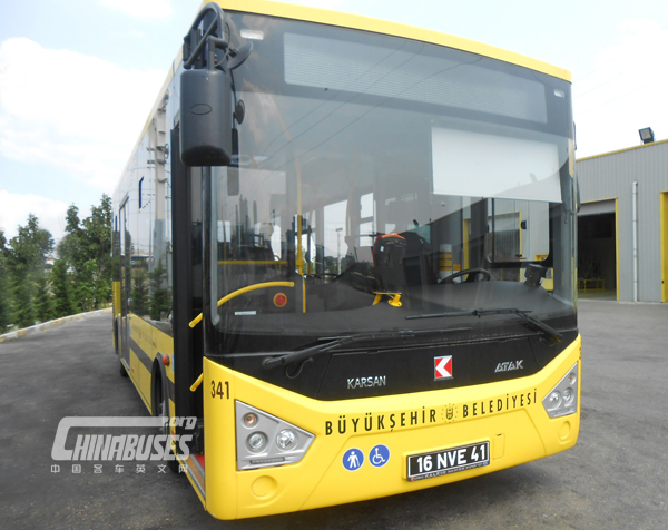 Burulaş Again Chooses Allison Transmissions for Public Transport in Bursa