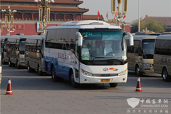 """Higer Buses Serve 2018 """"Two Sessions"""""""