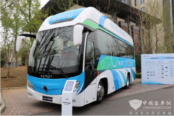 Foton AUV Plays an Essential Role in Upgrading China's Bus Manufacturing Industry