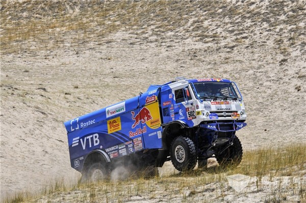 Dongfeng Cummins ISZ Engine Took Part in 2018 Dakar Rally