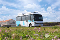 20 Units BYD Electric Buses Start Operation in South Korea