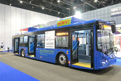 Yinlong Attends MENA Transport Congress & Exhibition 2018