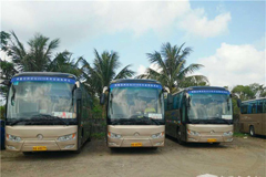 China Buses Serve the Boao Forum for Asia All Equipped with Yuchai Engines