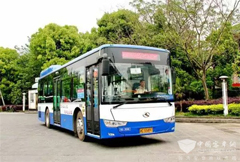 King Long New Energy Buses Maintain Fast Growing Momentum