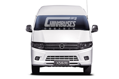 Golden Dragon Bus X5