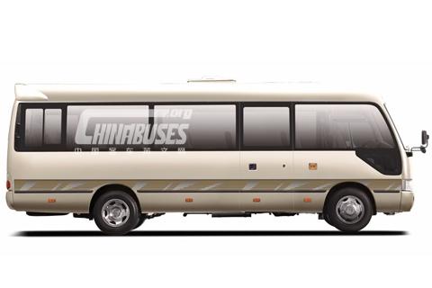 Golden Dragon Bus Kast Series