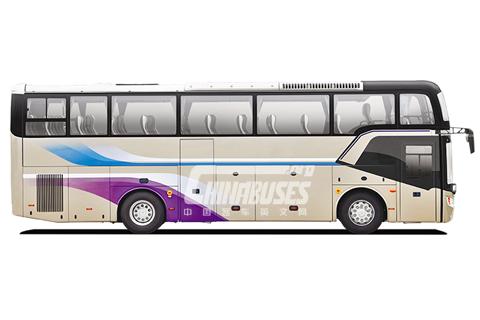 Golden Dragon Bus Triumph Series Semi-Deck Coach