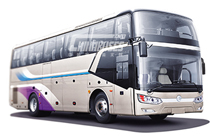 Golden Dragon Bus Triumph Series Semi-Deck Coach