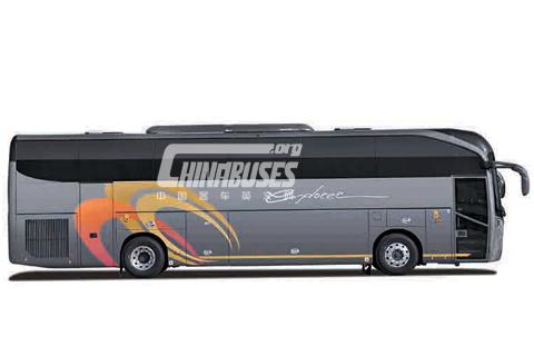 Golden Dragon Bus Explorer Series Large Luxury Bus