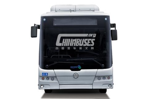 Golden Dragon Bus Electric Bus Series
