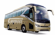 Golden Dragon Bus Navigator+OM457 LA Engine+ZF RL85EC Independent Suspension