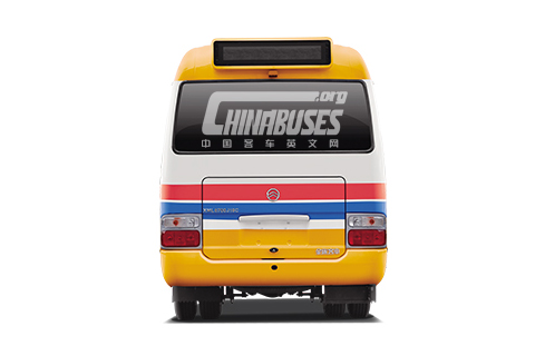 Golden Dragon Bus Kast City Bus Series