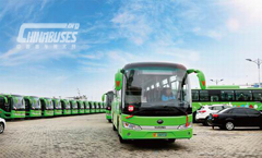 50 Yutong full electric buses delivered to Changdao Island