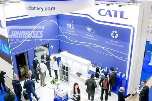 CATL Soon to Enter Japanese Market