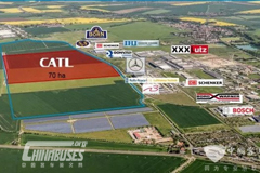 CATL to Set up Battery Production Base in Germany
