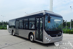 Zhongtong Successfully Rolls Out a 12-meter Magnesium Alloy Electric Bus