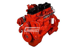 Dongfeng Cummins Engines Assist China Bus Exports to ...
