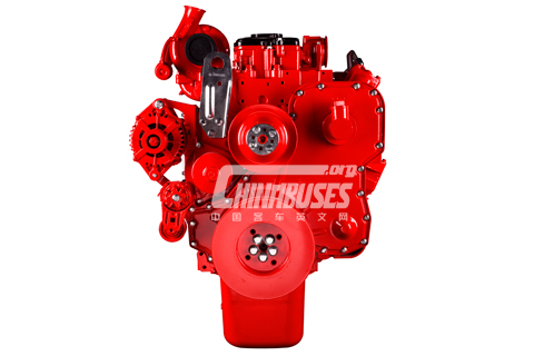 Dongfeng Cummins ISL8 9 - engine - www chinabuses org